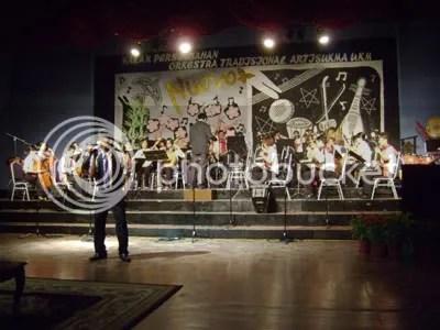 Viva La Vida @ NUOVO UKM Traditional Orchestra 2009