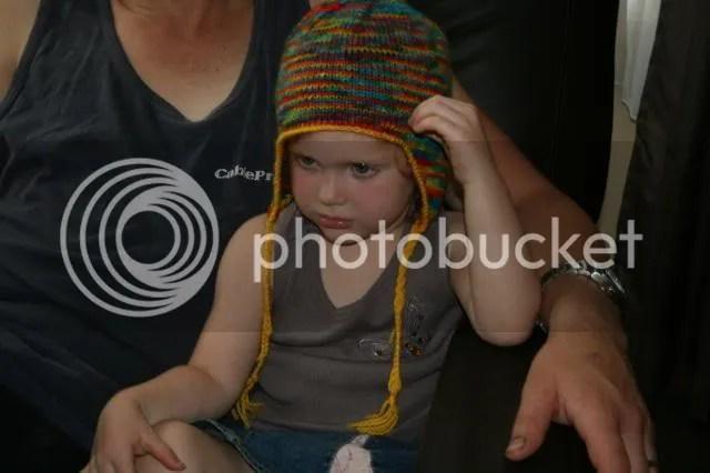 sweet p hat 2