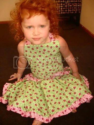 Izzy summer dress 2