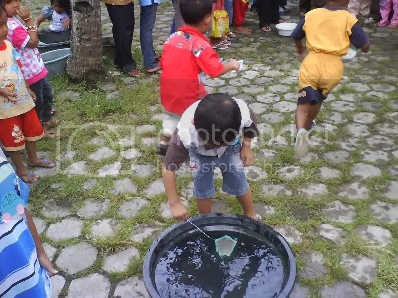 Lomba anak² oleh PKS