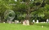 Cementary near Shelburne Farms