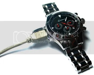 Reloj USB - Conker LAR