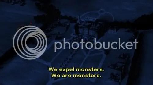 Bureau of Paranormal-- I MEAN HELLSING
