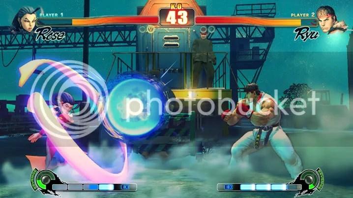 Rose vs. Ryu