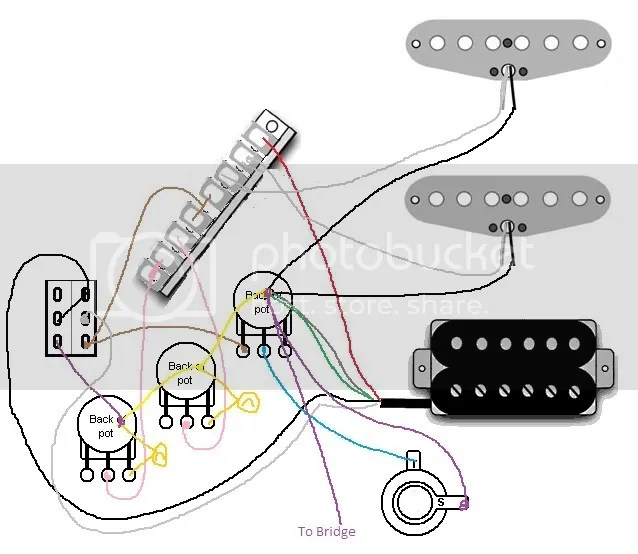 Fender Hss Strat Wiring Diagram on fender 5 way switch wiring