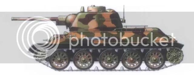 T34m42, Summer 1944