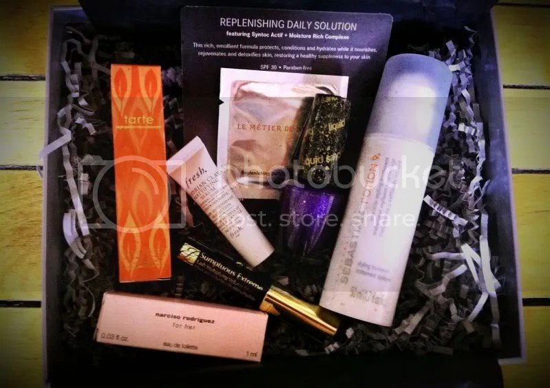 Glossybox USA January: The Man Repeller Collaboration