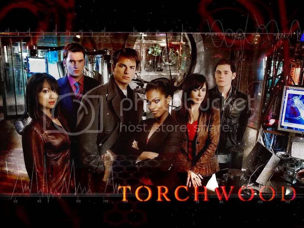 TORCHWOOD (Compression task Immage for Lucy)