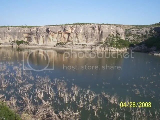 More Pecos Cliffs