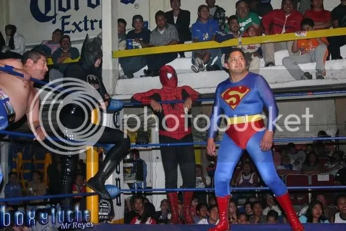Richie Rich, Bat Guy, Spider Guy, Super Guy
