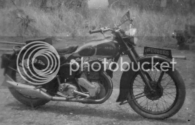 1946 Ariel VB600