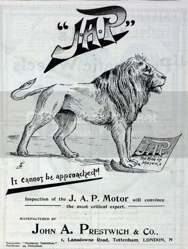 J.A. Prestwich Industries Ltd. in Middlesex.