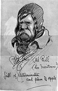 "Bruce Bairnsfather's ""Old Bill"""