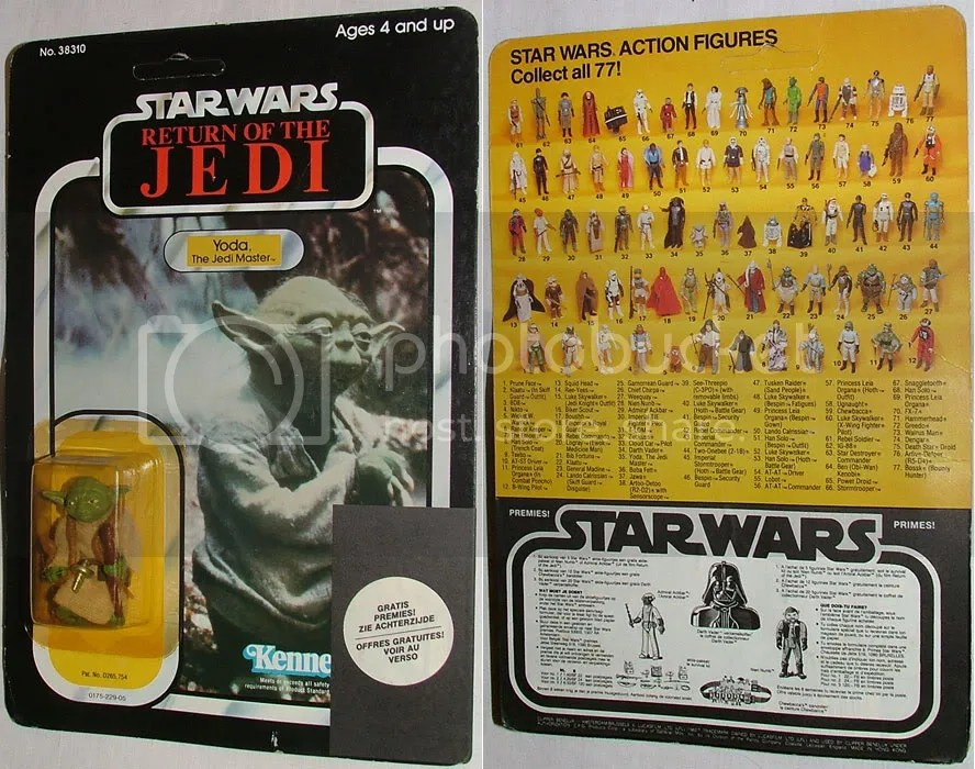 Kenner 77A - Clipper Wraparound Offer