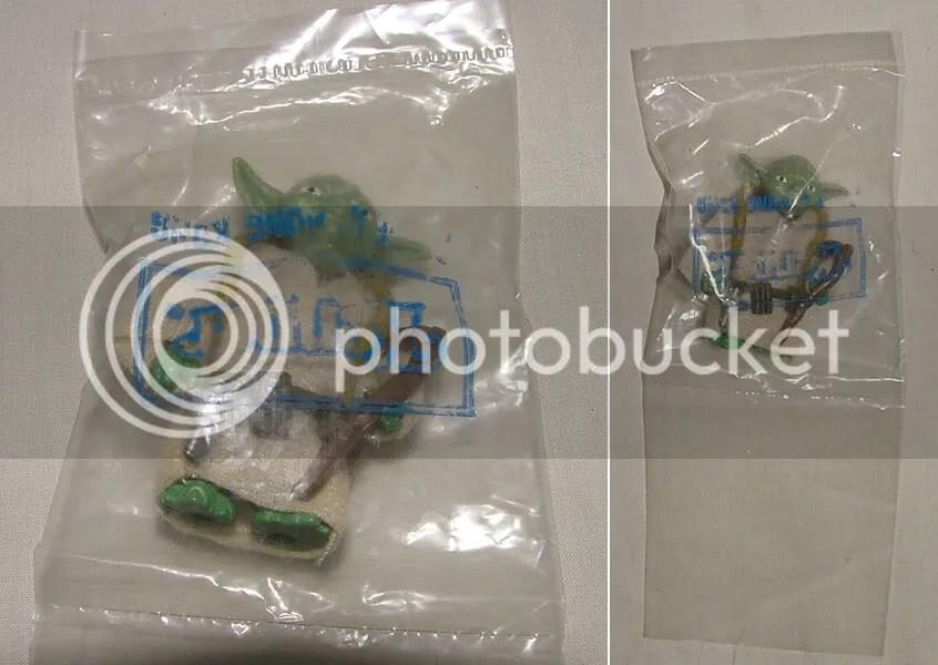 Yoda (Green Snake) ESB Type B Baggie