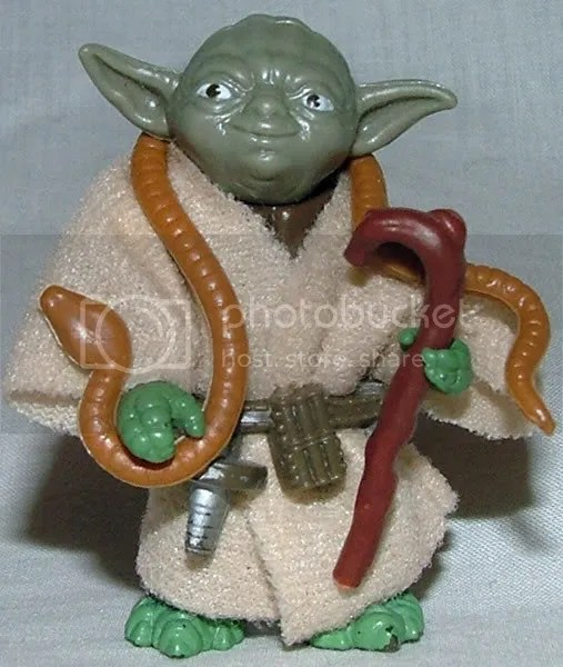 Grey Head Yoda (Have seen similiar versions on 48 backs).
