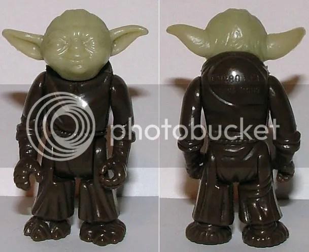 Unpainted Yoda