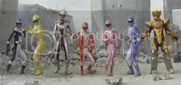 Overdrive Rangers Pictures, Images and Photos
