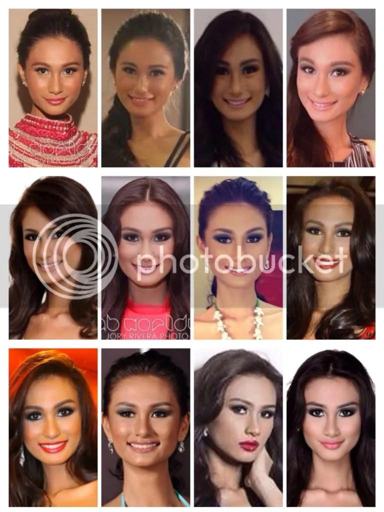 Miss Universe 2014 Yvethe Marie Avisado Santiago