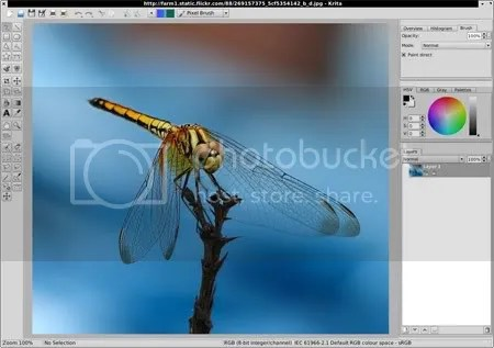 krita 12 Software Gratis Pengganti Photoshop