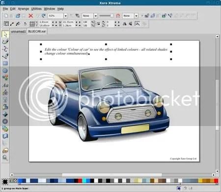 xaraxtreme 12 Software Gratis Pengganti Photoshop