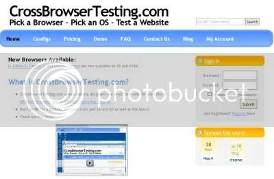 crossbrowsertesting 9 Hal Penting Tentang Website