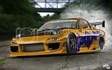 Nick's Golden FD3S photo Mazda_RX-7_Gold_zps2101de11.jpg
