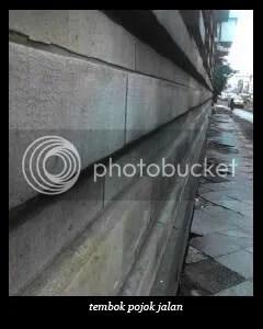 Tembok di Kota