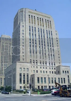 Jackson County Courthouse, Kansas City, Missouri