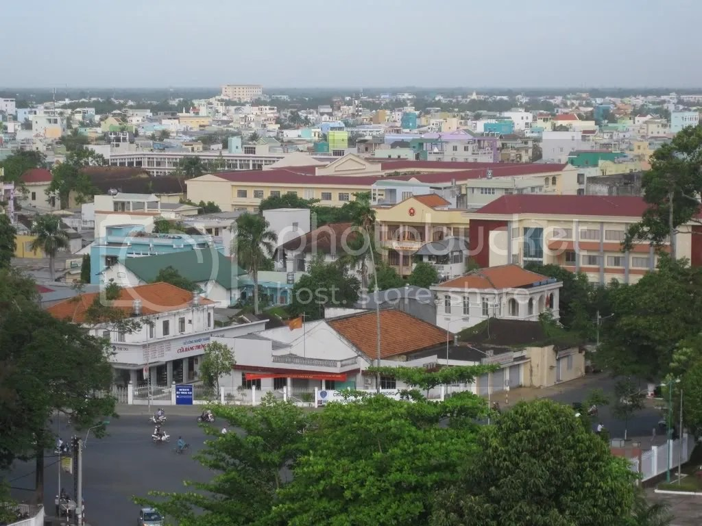 Hoa Binh Blvd.