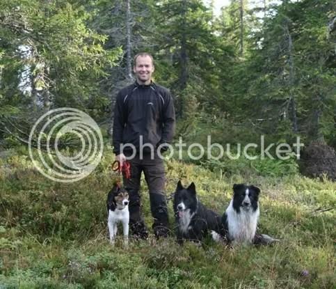 Claus og hundene