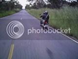 Moto, Mulher e estrada