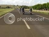Grupo na estrada