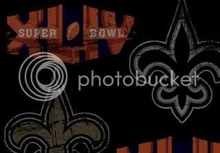 New Orleans Saints Myspace Layout