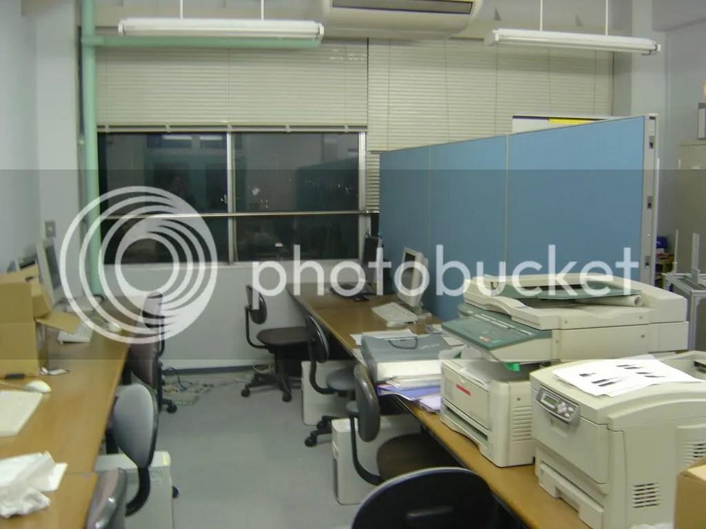 salah satu ruang lab