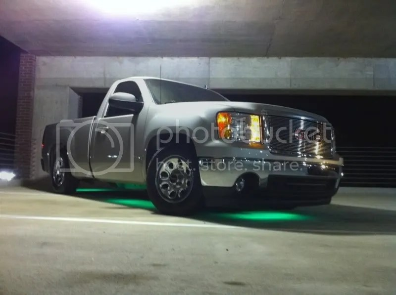 Underglow Lights Trucks