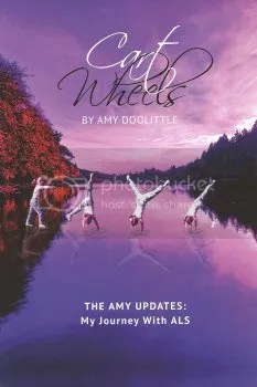 Book cover of 'Cartwheels' by Amy Doolittle