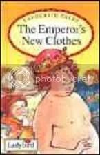 emporer's new clothes book