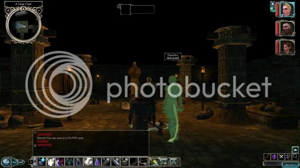 Eerie statue in the crypts by Fort Locke photo EeriestatueinthecryptsbyFortLocke_zps864a3d3c.jpg