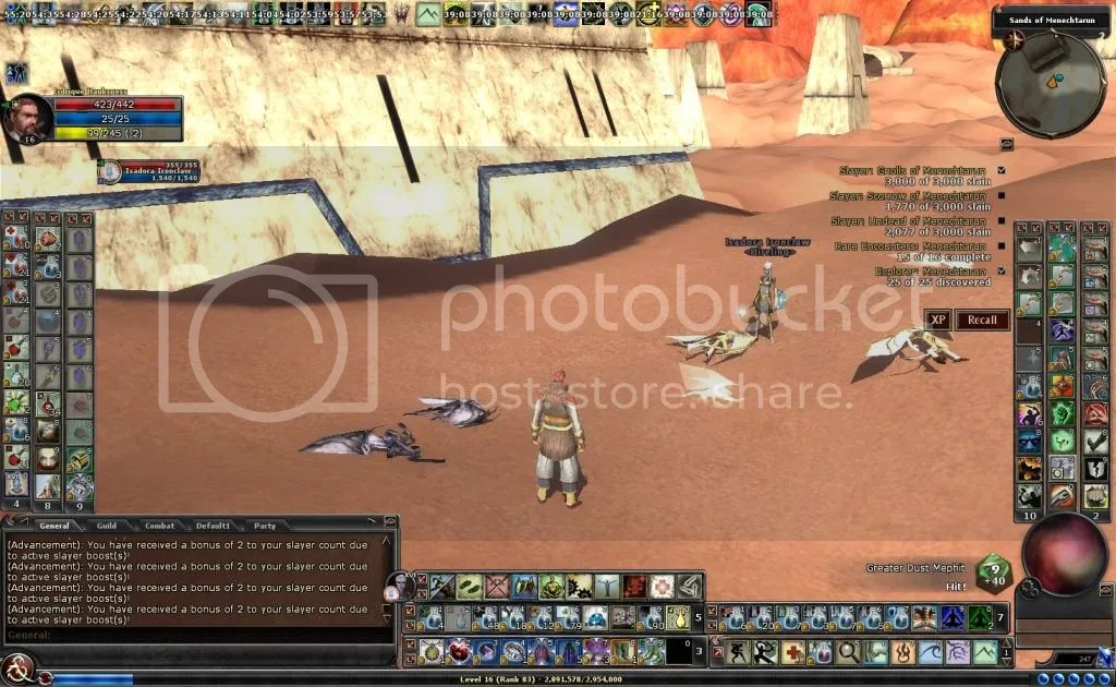 Erd taking care of some mephits in the Desert photo Erdtakingcareofsomemephits_zps77b970b7.jpg