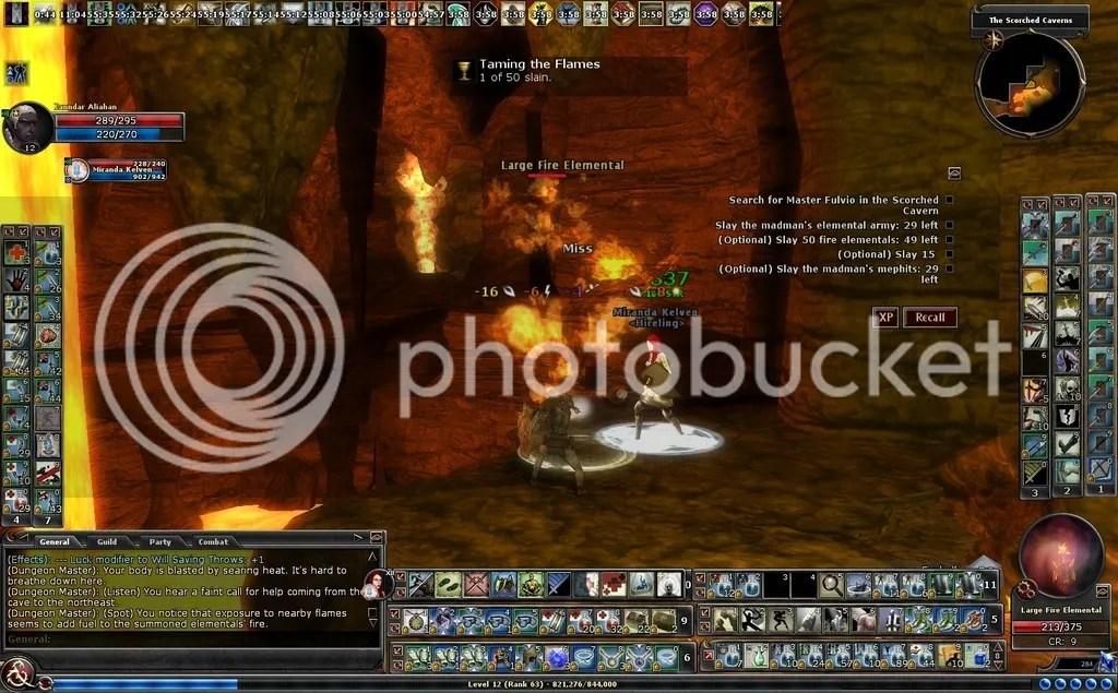 photo Kanndar making his way through Taming the Flames_zpszc9vq38h.jpg