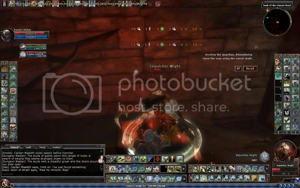 Kanndar taking down the undead in the Crimson Heart photo KanndartakingdowntheundaedintheCrimsonHeart_zps999cb90c.jpg