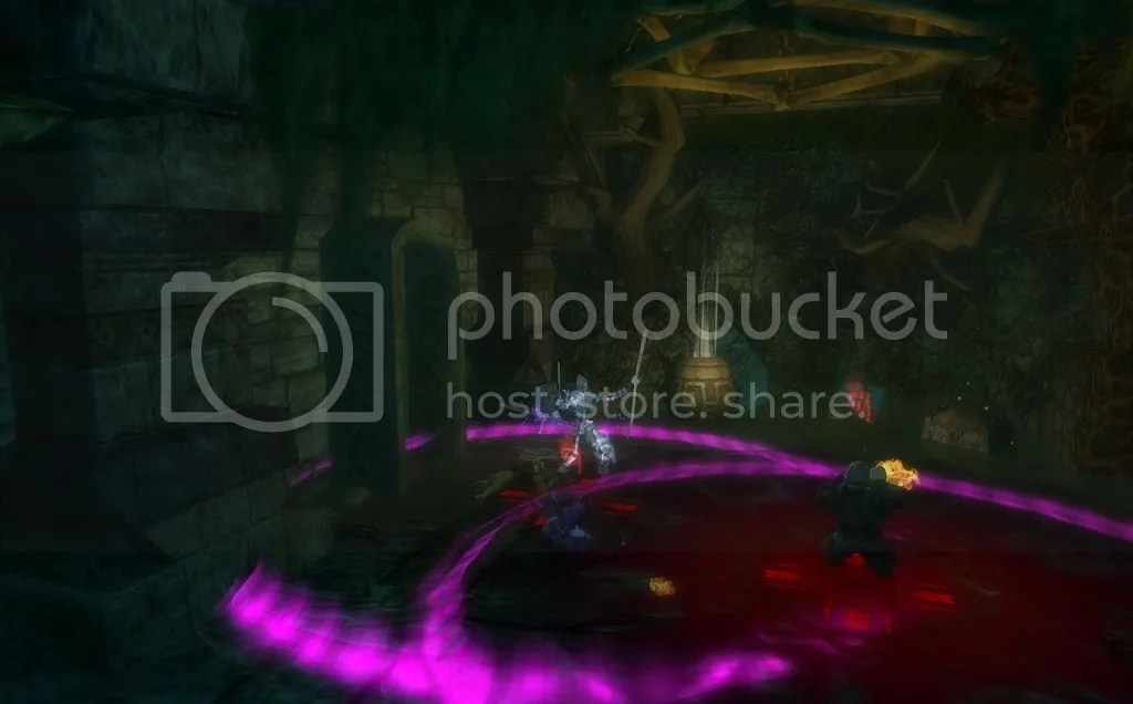 photo Dealing with enemies in Tomb of the Blighted_zpsb8ay61pu.jpg