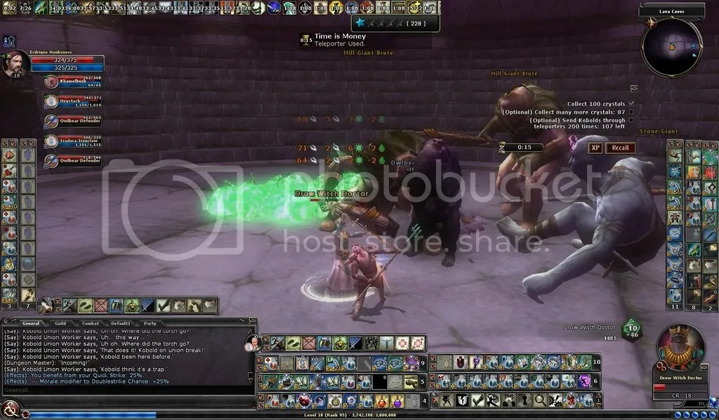 photo Erd clearing out the arena in Time is Money_zps6fag60kd.jpg