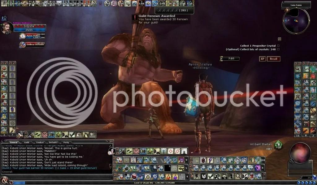 photo Erd taking down a giant in the Lava Caves_zpsvdbqcmfs.jpg
