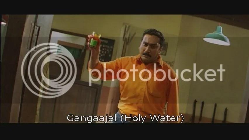 Mukesh Tiwari in Gangaajal