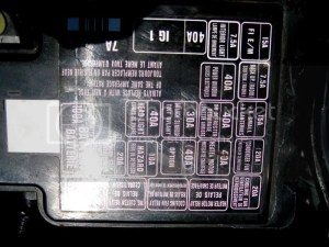 2002 Acura Mdx Fuse Box Diagram  Wiring Diagram Pictures