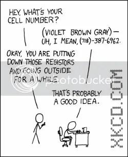 Resistor Codes