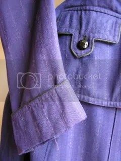 Costume 1905 - détail