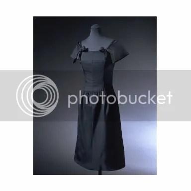 Robe de cocktail années 1960